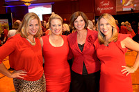 American Heart Association's Go Red For Women Expo