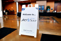 Visiting Nurses Association - Art & Soup
